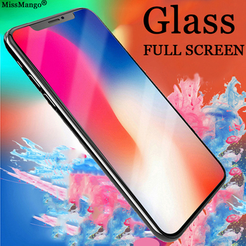 Full Cover Tempered Glass Case For Apple iPhone XR 2018 6.1 Inch LCD Screen Protector 9H 2.5D Protective Glass Front Film X R 10 iPhone XR
