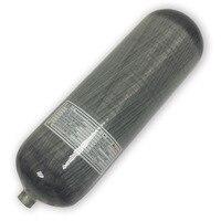 Лидер продаж 9L 300bar углерода Подводное воздуха бутылки цилиндров/PCP Пейнтбол бак/баллона Прямая доставка