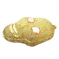 세련된 럭셔리 다이아몬드 이브닝