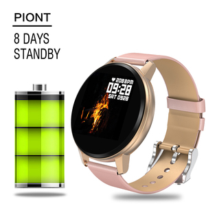 Image 5 - LIGE Smart Bracelet Men Women IP67 Waterproof Fitness Watch Full screen touch screen Can Control Music Playback For Android ios