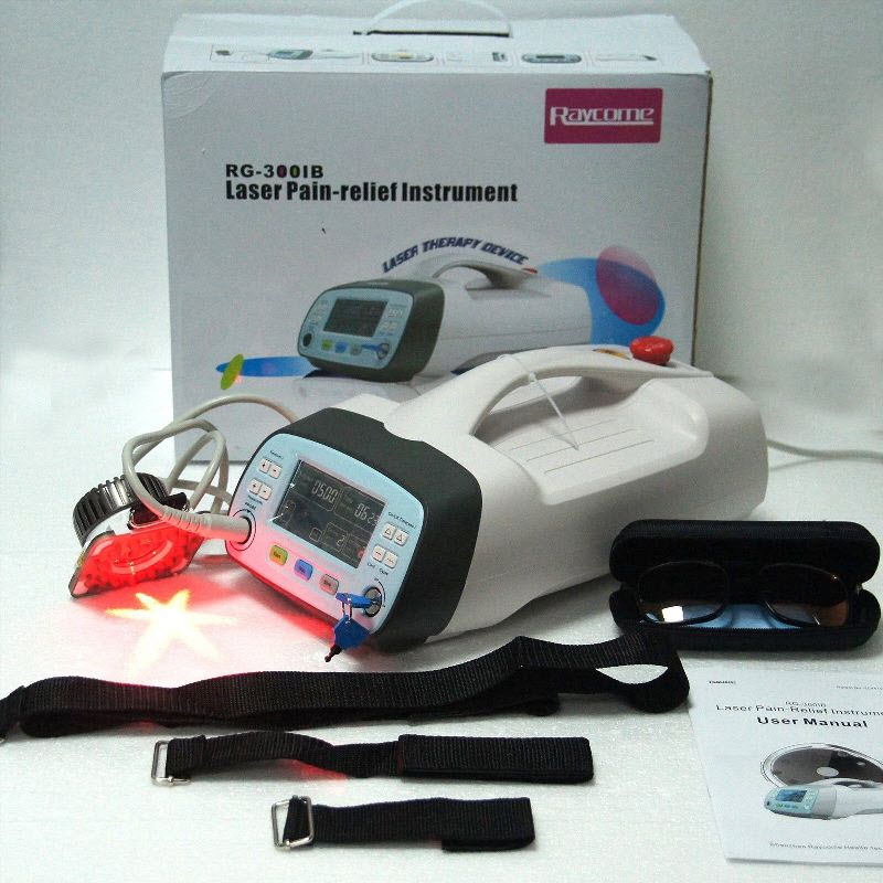 Home Care Low Level Laser Therapy 810 nm Body Pain Relief Therapy Device low level laser therapy back pain relief massage machine for physical therapy