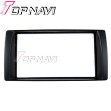 Calidad WANUSUAL 2 DIN Car Radio Fascia para Toyota Camry 2006 AutoStereo Interfaz CD Dash Recorte Kit de Instalación