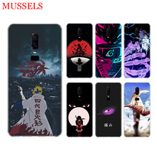 Anime Naruto Phone Back Case for OnePlus 7 Pro 6 6T 5 5T 3 3T 7Pro Art Gift Patterned Customized Popular Cases Cover Coque Capa