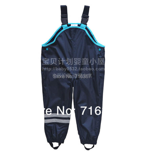 92e6bb395 Free Shipping retail Topolino boys girls waterproof, windproof overalls,  kids waterproof pants, size 74 to 128(MOQ: 1pc)-in Overalls from Mother &  Kids on ...