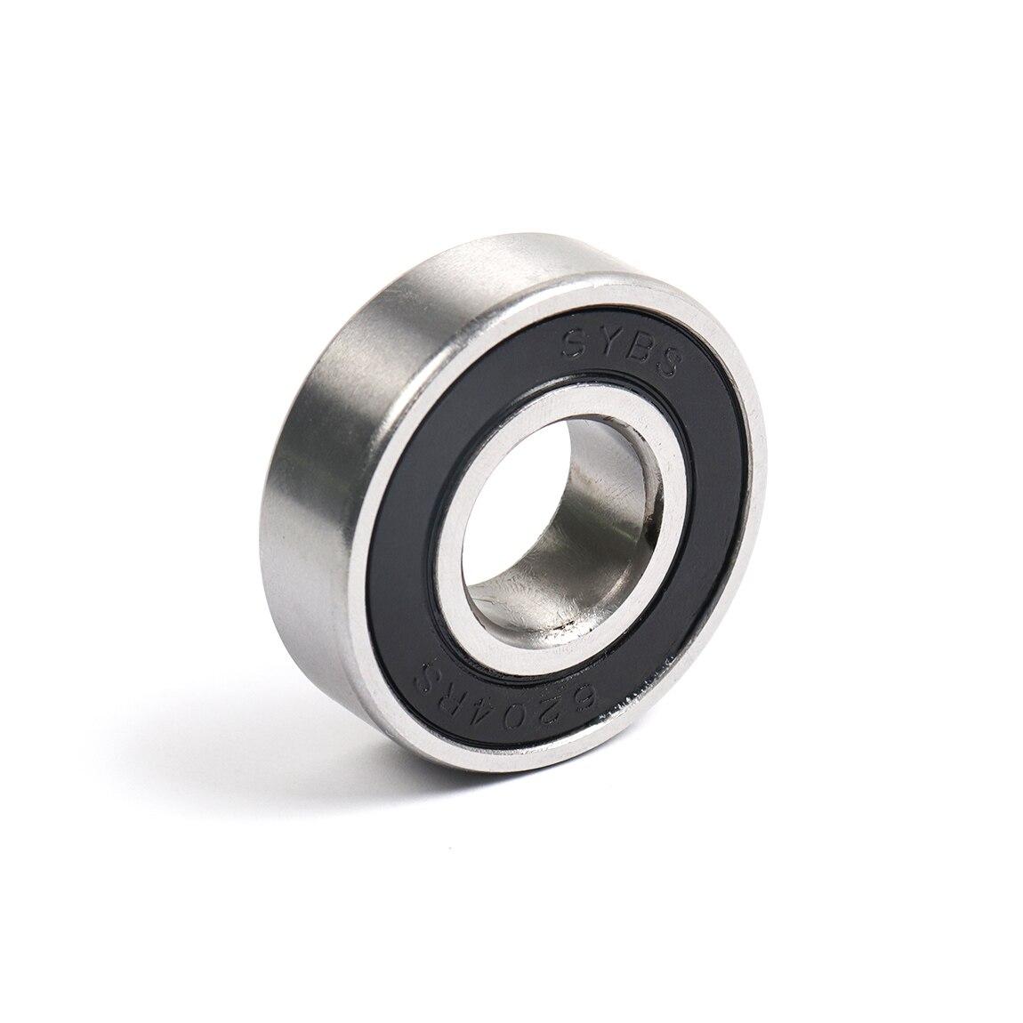 2x SYBS  Steel Shield Ball Bearings Motor Z3 Wheels Roller 6200/6201/6202/6203/6204