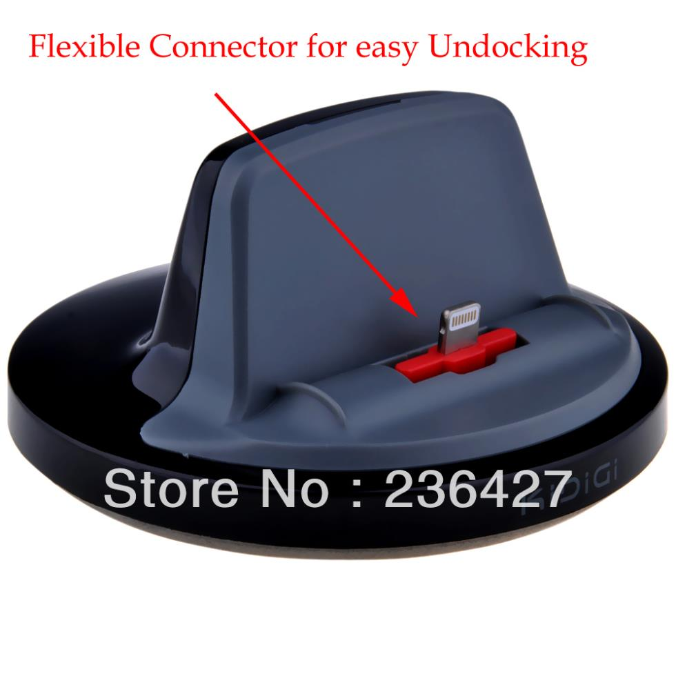 Charging Dock Station Cradle For iPhone 5 5C 5S-in Mobile Phone ...