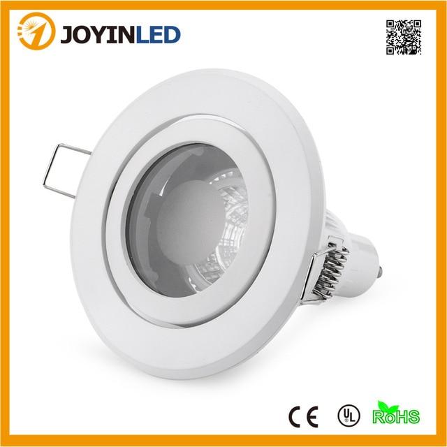 Aliexpress.com : Buy Open hole 85mm white aluminum recessed led ...