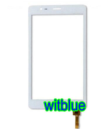 Witblue New touch screen For 8 mystery mid-833G Tablet Touch panel Digitizer Glass Sensor Replacement Free Shipping for hsctp 852b 8 v0 tablet capacitive touch screen 8 inch pc touch panel digitizer glass mid sensor free shipping