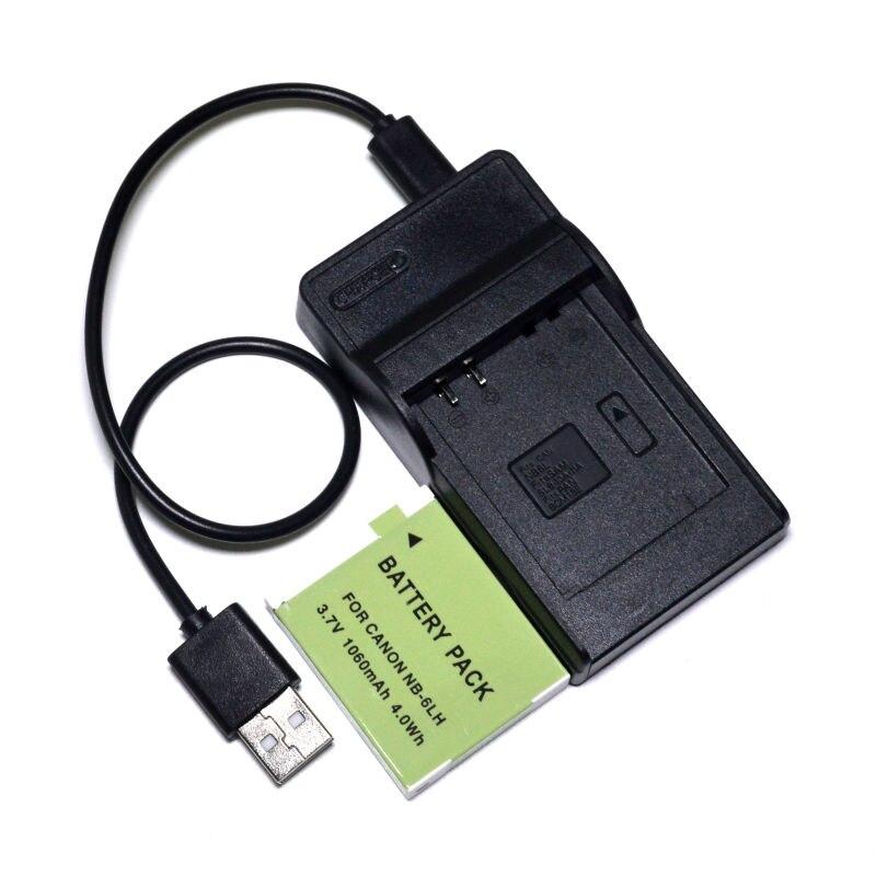 CONENSET Аккумулятор + USB Зарядное Устройство для Canon PowerShot ELPH 500 SX240 SX260 SX270 SX280 SX510 SX600 SX700 HS