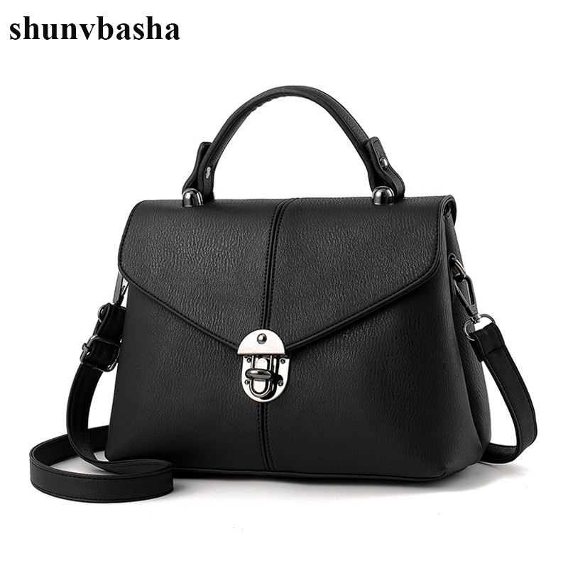 2017 Leather Crossbody Bags Female Luxury Handbags Women Bag Designer Brand Ladies Shoulder Messenger Small Tote Bags Woman Flap small luxury handbags women bags designer pu leather messenger shoulder bag ingle straps satchel crossbody mini tote 2017