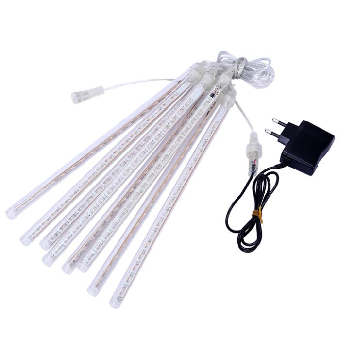 30cm Meteor Shower Rain Tubes Led Light Lamp 100-240V EU US Plug Christmas String Light Wedding Garden Tree Decoration