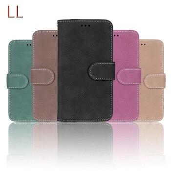 Перейти на Алиэкспресс и купить Роскошный кожаный флип-чехол для LG K8 K350N/PHOENIX 2 K371/Escape 3 K373 подставка для мобильного телефона кошелек для телефона держатель для карт для LG K8