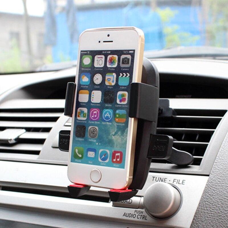 Автомобильный держатель телефона для смартфонов 3,5-6 дюймов для <font><b>Volvo</b></font> Xc60 S60 s40 S80 V40 V60 v70 v50 850 c30 XC90 s90 v90 xc70 s70 Тюнинг автомобилей