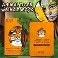 Coréia do sul Branqueamento Produtos de Qualidade Comprado Zoológico Mascarar O tigre Compacto Anti-Rugas Máscara Anti-Envelhecimento Hidratante S069