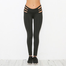 2017 New Women Mesh Black Thicker Comfortable Pant Sexy Slim Fit Trousers Stirrup Workout Leggings For Wome Size S-XL