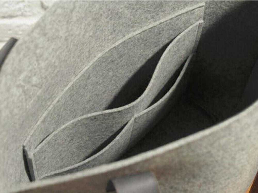bolsa para mulheres Bag Color : Light Gray