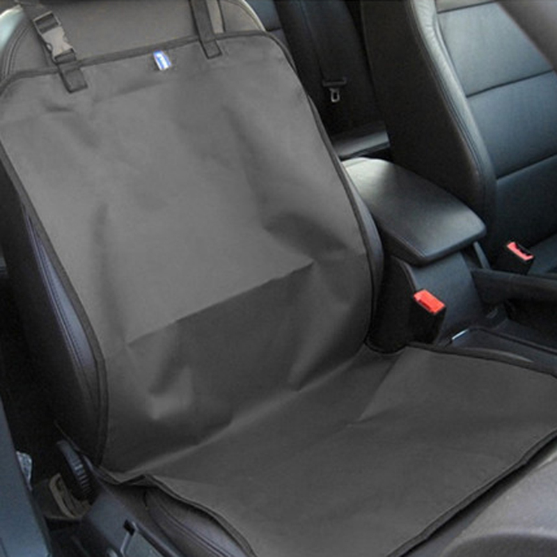 Interior Accessories 2017 Car Waterproof Back Seat Covers Dog Mat Blanket Hammock Protector Anti Resistance Bite Car-cases Cloth Universal Free Ship Soft And Antislippery