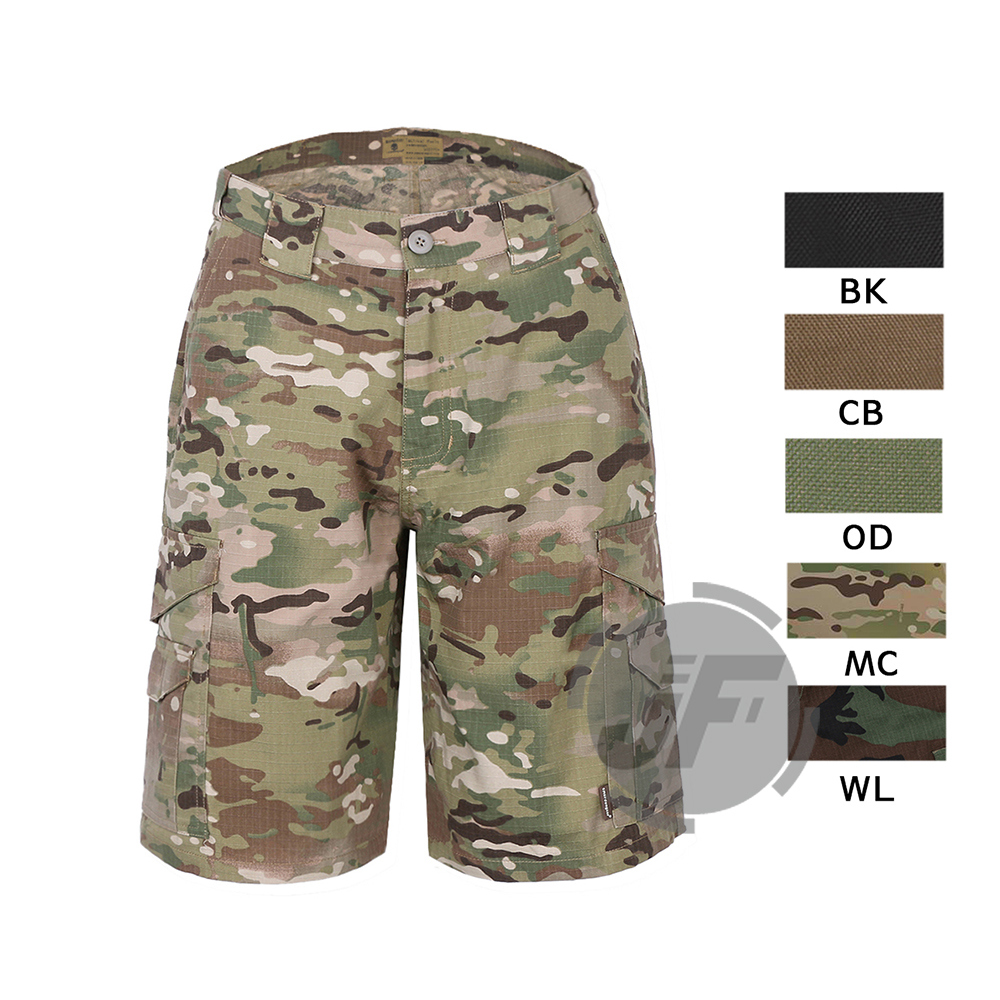 Emerson Tactical All Weather Outdoor Camo Assult Combat Short Pants / Trouser EmersonGear BDU Gear Pants Hunting Clothing all over florals pants