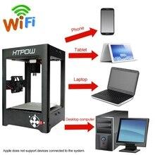 DIY 1000 mw Wifi Mini Electric Máquina Grabadora Láser Aleación Miniatura USB Impresora Láser Supercarver Para Windows/Android teléfono