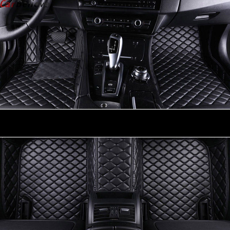 Car Believe Car Floor Mat For Hyundai Veloster Tucson 2019