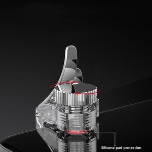 Image 4 - 6 指 PUBG 携帯ゲームコントローラーゲームパッドトリガー目的ボタン L1 R1 シューターアルミゲーミングジョイスティック Iphone アンドロイド電話用