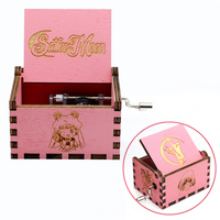100pcs music box