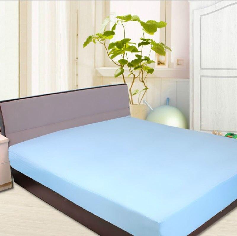 Freeshipping 180 200cm Tpu Bed Protection Pad Waterproof Mattress Protector Cover China Mainland