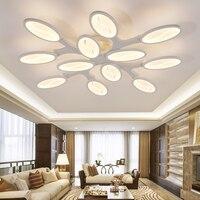 Eusolis потолочные светильники Lamparas де Techo Verlichting Plafon свет Гостиная Luzes современный салон Lambalari
