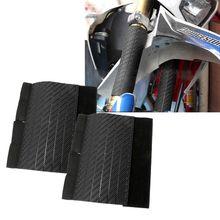 1 Pair Front Fork Protector Shock Absorbing Wrap Cover Guard For Yamaha YZ WR Honda CRF KTM SX EXC Suzuki RMZ 125 250 350 450 Hu