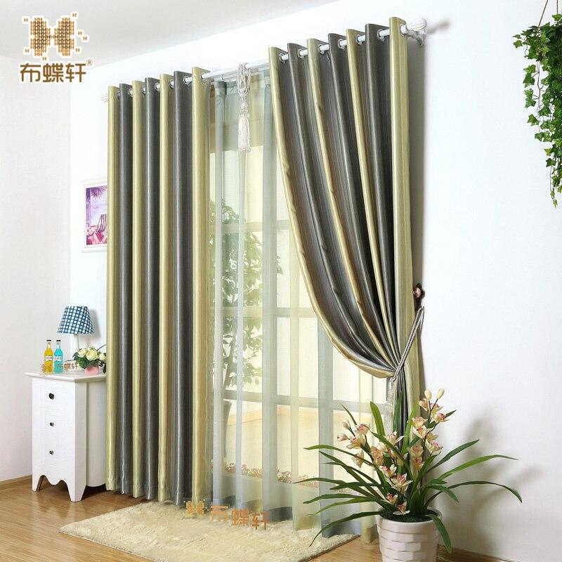 Duplex estampados apag n cortina persianas para dormitorio for Sala de estar estilo mediterraneo