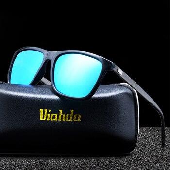 Aluminum magnesium HD Polarized Sunglasses Men Women fashion driving gafas de sol Sun Glasses With Accessories driving goggles
