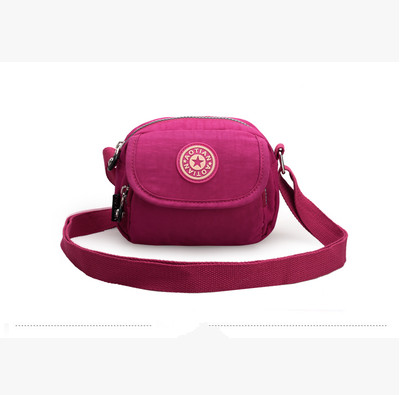 New All-match Women Shopping Small bags!Hot All-match Lady Nylon Shoulder&Crossbody bags Day cluth Carrier Top Versatile Holder