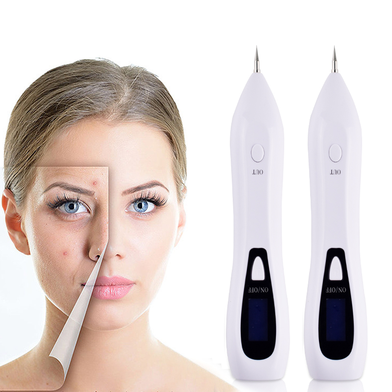 6 Grade Portable Facial Dark Spot Freckle Tattoo Warts Removal Laser Plasma Pen Mole Freckle Skin Tag Removal Beauty Care Device6 Grade Portable Facial Dark Spot Freckle Tattoo Warts Removal Laser Plasma Pen Mole Freckle Skin Tag Removal Beauty Care Device