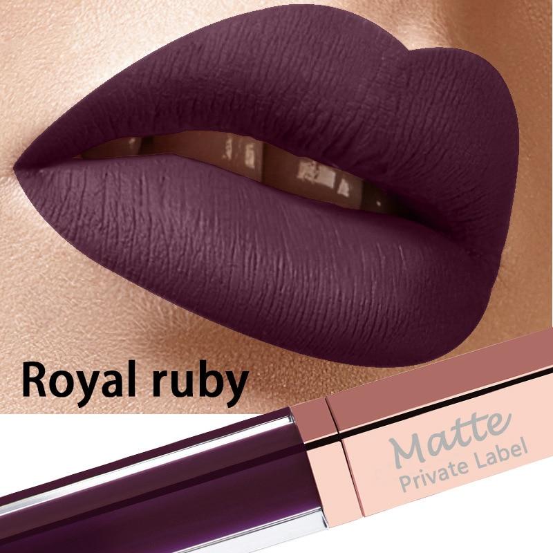 Unique Full Lip Ultra Matte Lipstick 21