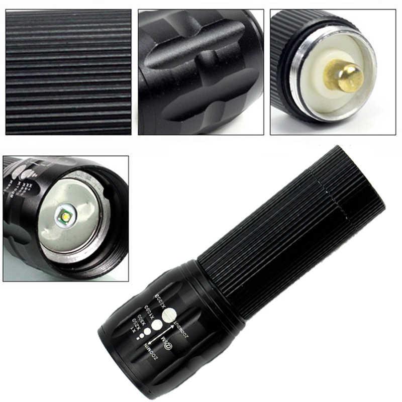 2000 Lumens פנס אופני אור Q5 מיני טקטי Led לייזר פנסים רכיבה על אופניים פלאש אור טקטי Linterna wirh מחזיק