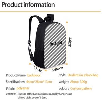 Galaxy Unicorn Printing Backpacks