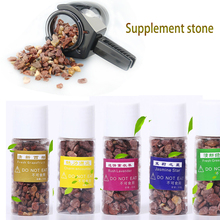 Air freshener Stone Perfumes Supplement Car Perfume Air Vent Outlet Clip No Alcohol Flavoring in the car Parts Solid Fragrance