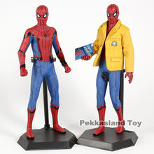 Louco Brinquedos Spiderman Spiderman Versão Deluxe 1 do Regresso A Casa/6th Escala Collectible Figure Toy Collectible Modelo(China)