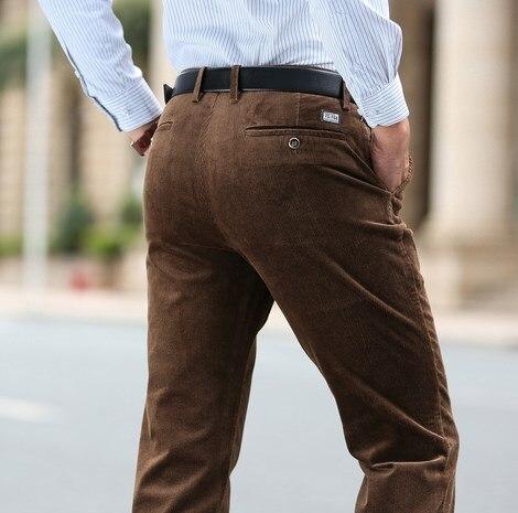 Popular Brown Corduroy Trousers-Buy Cheap Brown Corduroy Trousers ...