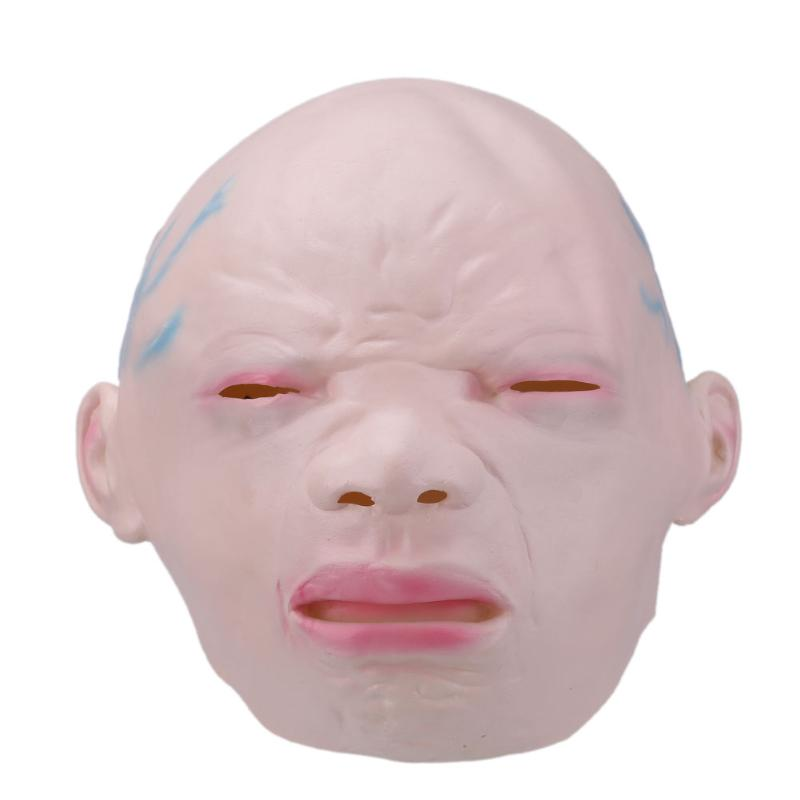 Crying Baby Full Face Halloween Party Cosplay Costume Fancy Dress Mask Whimsy Crying Baby Cosplay Mask