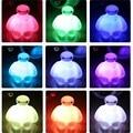 9 colores gran héroe 6 Anime Baymax LED lindo luz de la noche de navidad luminoso regalo de cumpleaños juguetes Glow in the Dark