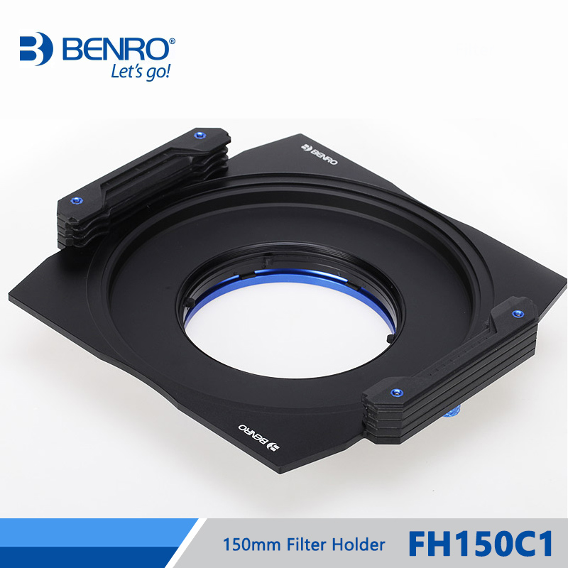 Benro FH150C1 150mm Filter System ND/GND/CPL Professional Filter Hold Support For Canon 14mm f/2.8L II USM DHL Free Shipping benro 58mm cpl filter shd cpl hd ulca