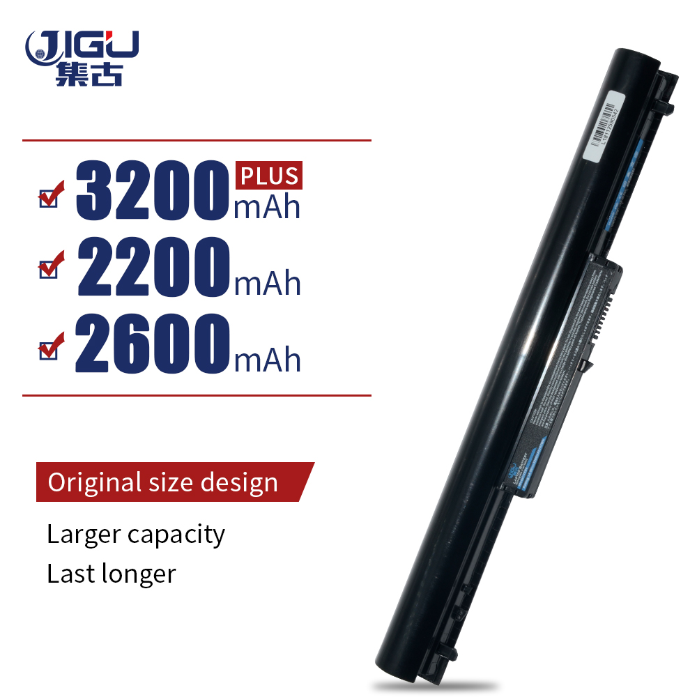 JIGU Laptop Battery For HP Pavilion 14 14t 14z 15 15t 15z Series 694864-851 695192-001 H4Q45AA HSTNN-YB4D VK04