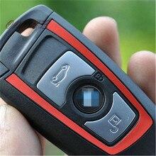 For bmw key sticker For BMW E46 E52 E53 E60 E90 F01 F20 F10 F30 F15 X1 X3 X5 X6 new 1 Series 3 Series 5 Series car styling