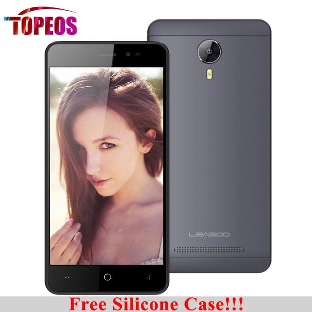 Original Leagoo Z5C 3G WCDMA Mobile Phone 5.0 inch 1GB RAM+8GB ROM 854*480 SC7731C Quad Core 1.3GHz 5.0MP 2300mAh Android 6.0