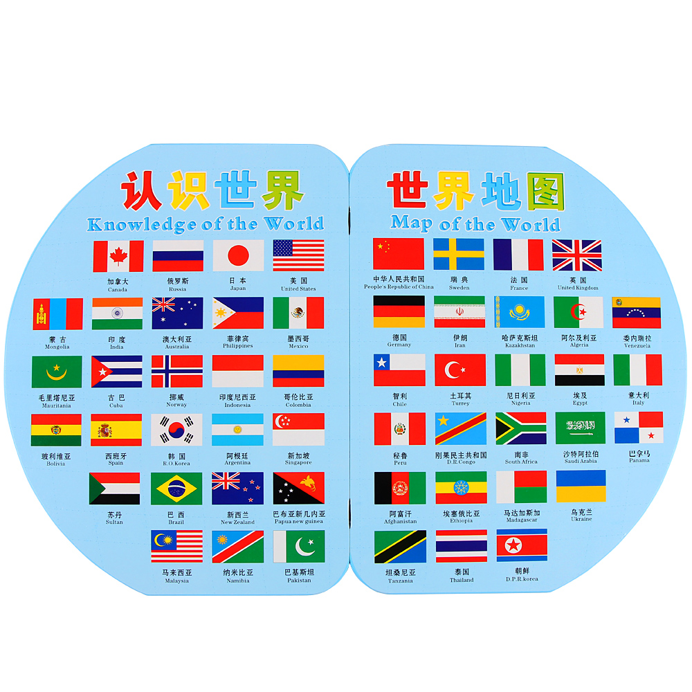 aliexpress com buy new arrival early children u0027s map of the world