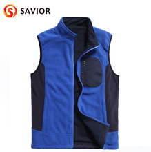 SAVIOR battery heated vest back&breast side heating area smart control fishing hunting riding power tool working winter SHV04U