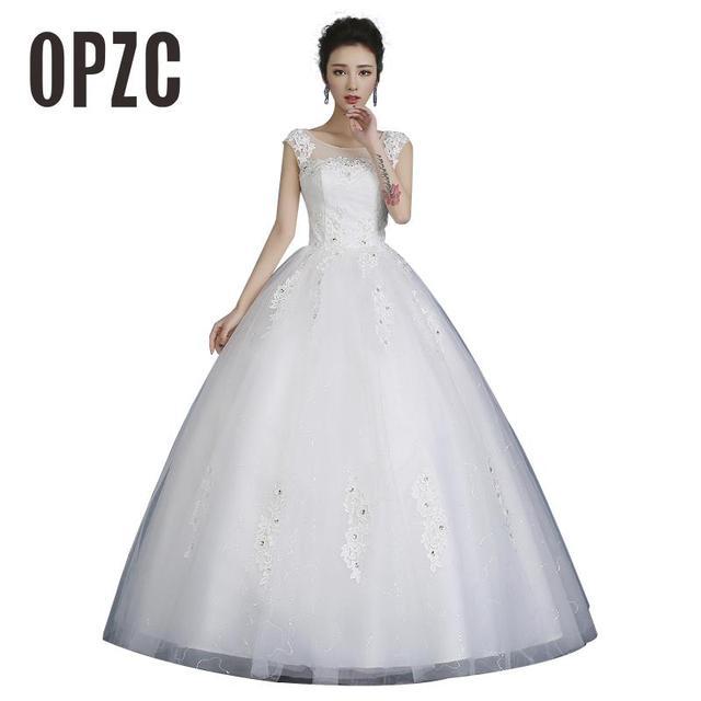 Free shipping New Fashion White And Red Princess Sweet Wedding Dress Vintage  Sweet Straps Yarn Puff Wedding Dress QY21W 3428c3c022d7