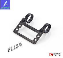 GARTT GT500 Carbon Fiber Tail Servo Tray 100% Fits Align Trex 500 RC Helicopter  Big Sale