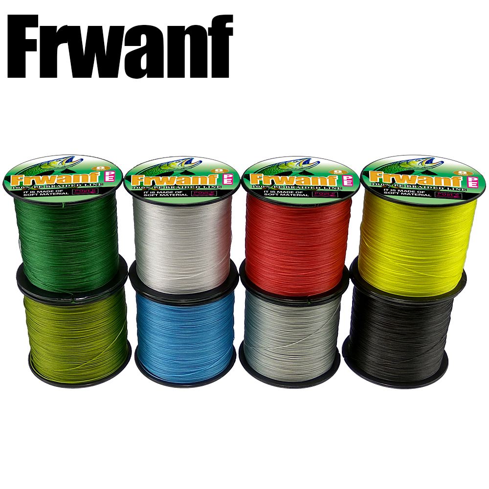 <font><b>Fishing</b></font> <font><b>line</b></font> <font><b>braided</b></font> 500M 547yards <font><b>6LB</b></font> 8LB 10LB 130LB 150LB 200LB 250LB 300LB strong smooth <font><b>fishing</b></font> wire tension pe 0.1mm 1.0mm image
